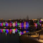 addison vitruvian park lights